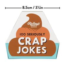 Load image into Gallery viewer, Ridley's Games 100 Seriously Crap Jokes