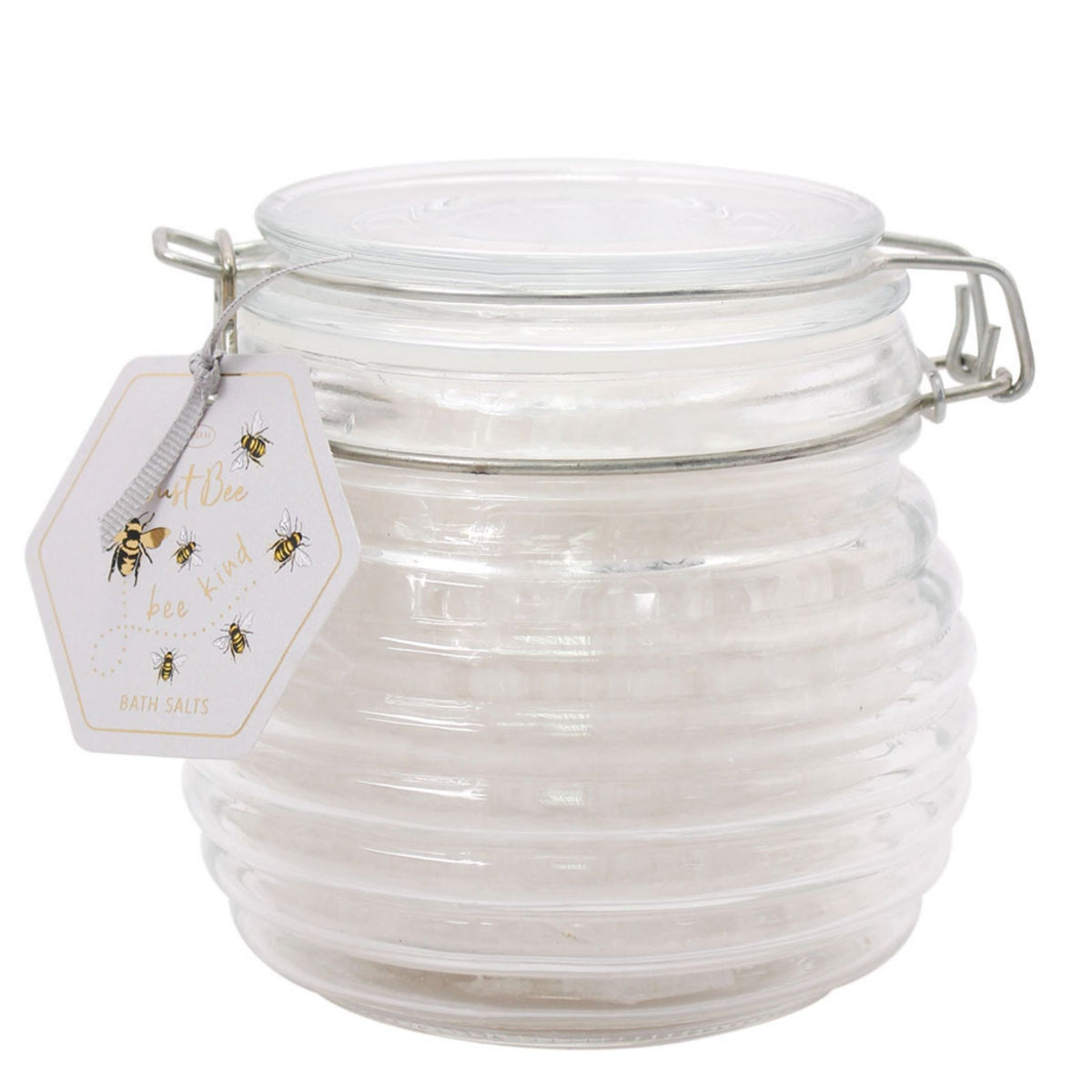 Just Bee Bath Salts (700g Honeypot Jar)