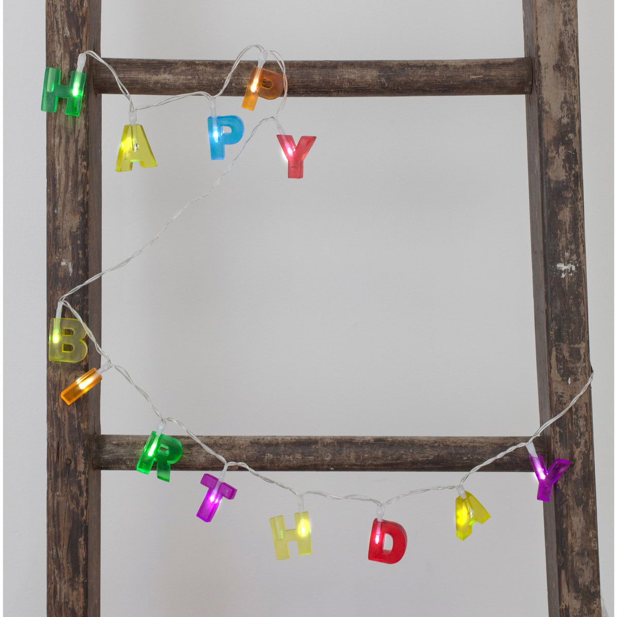 """Happy Birthday"" String Lights"
