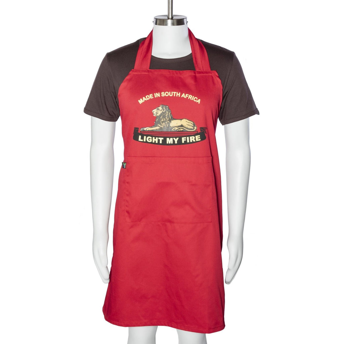 """Light My Fire"" Apron"