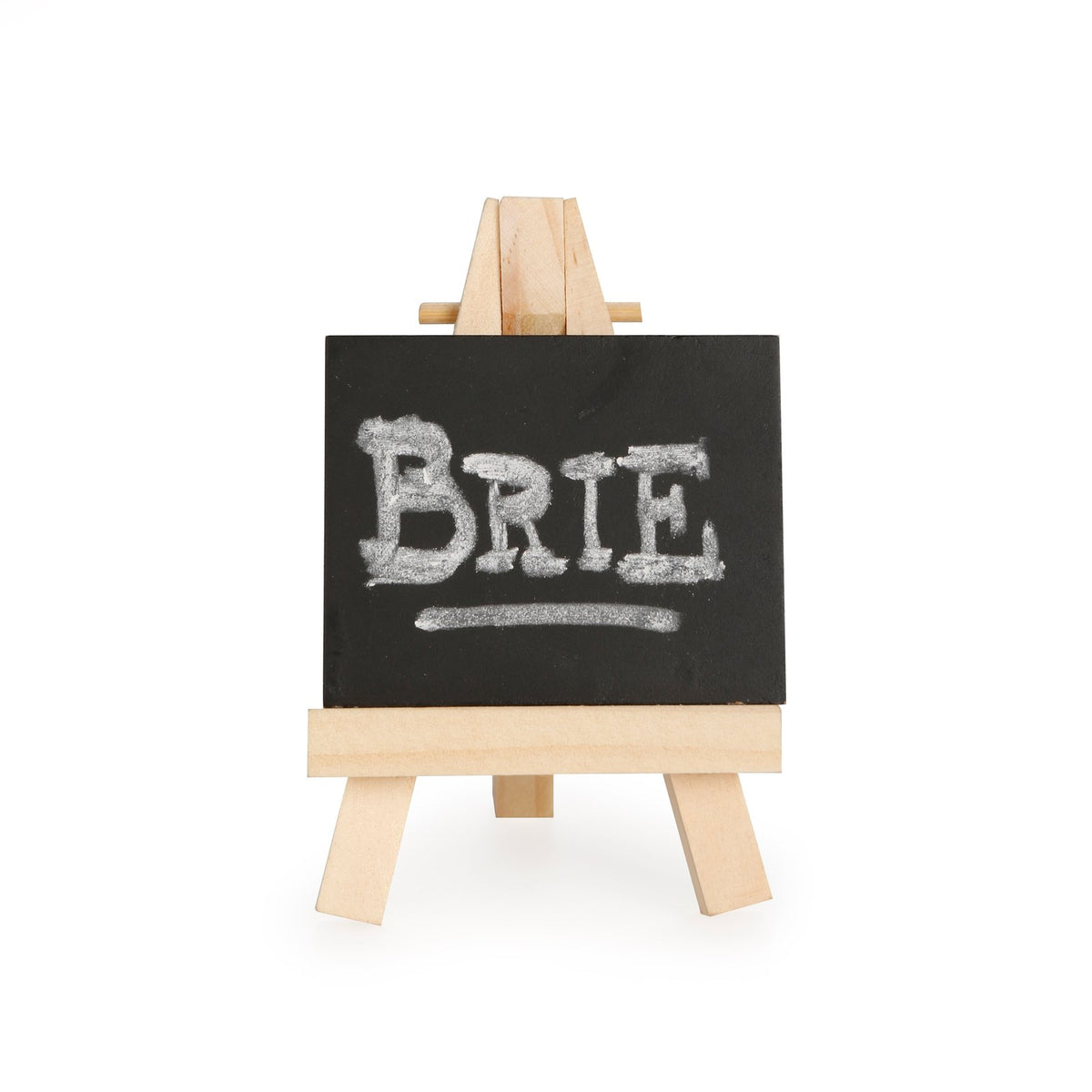 Mini Chalkboard Easel Place Cards (Set of 6)