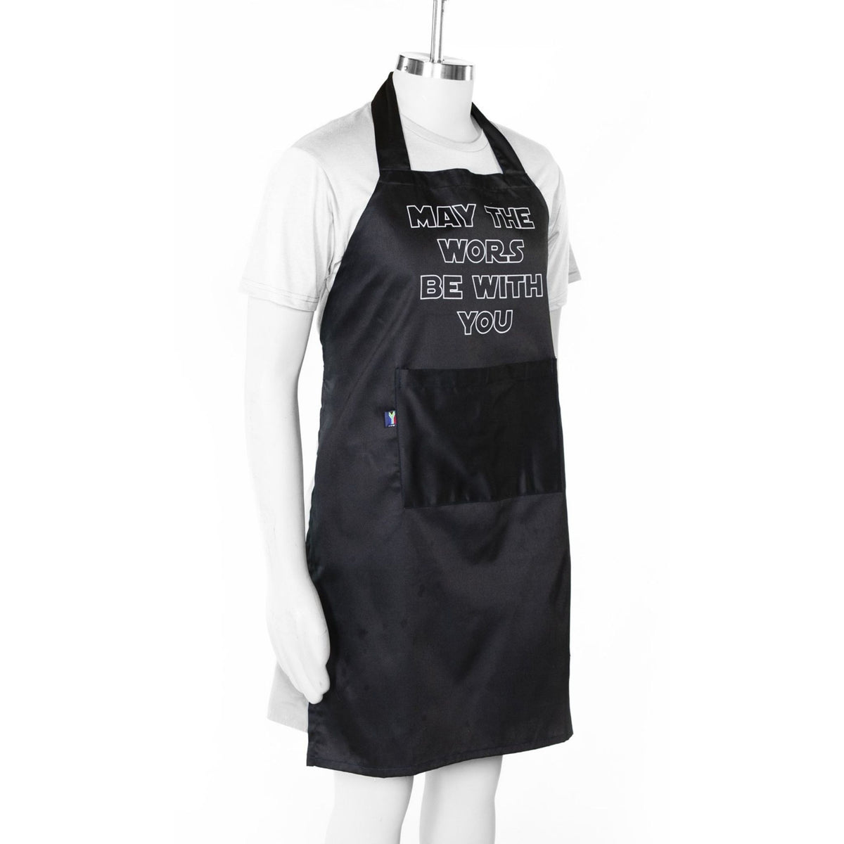 """May the Wors be with you"" Apron"