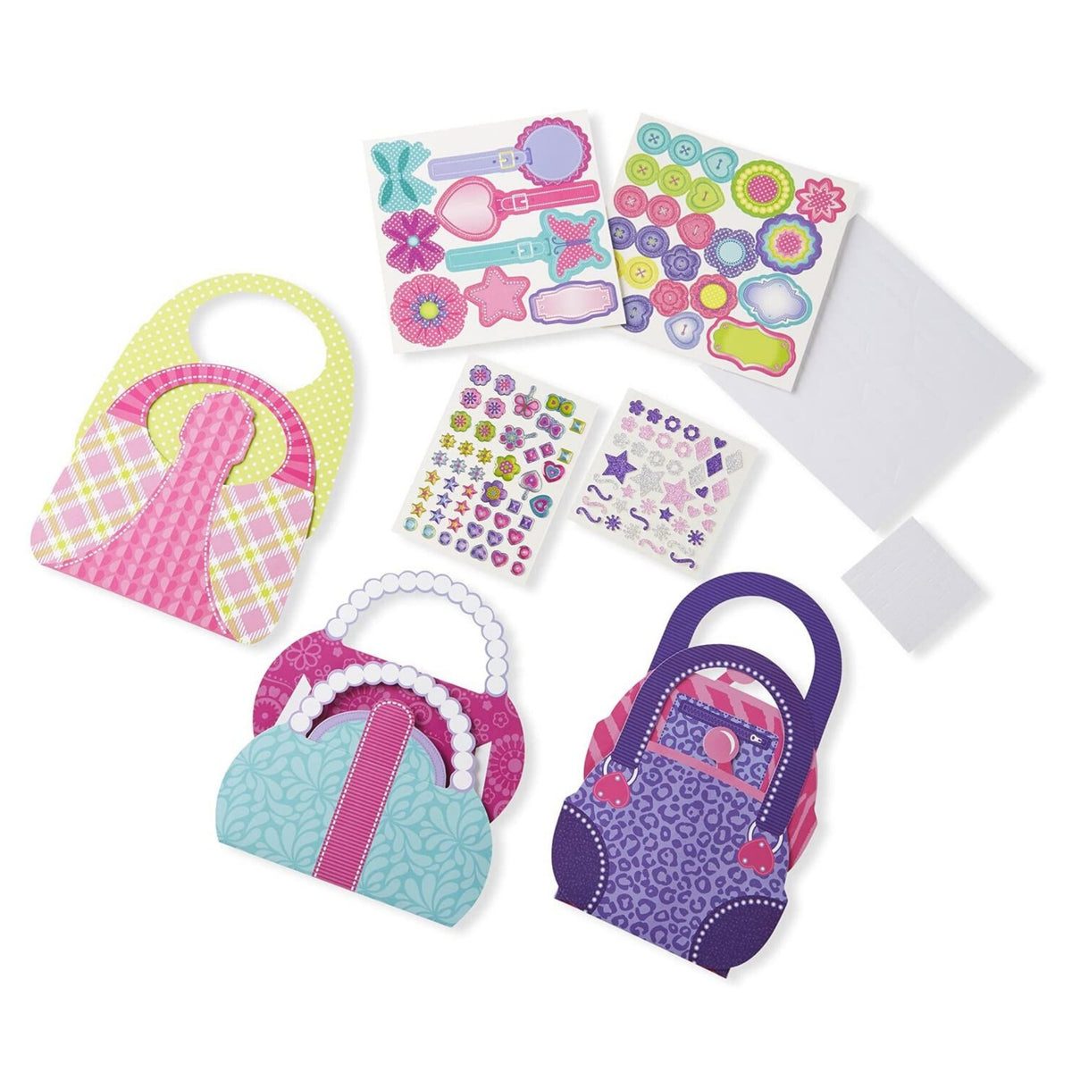 Melissa & Doug Simply Crafty - Precious Purses