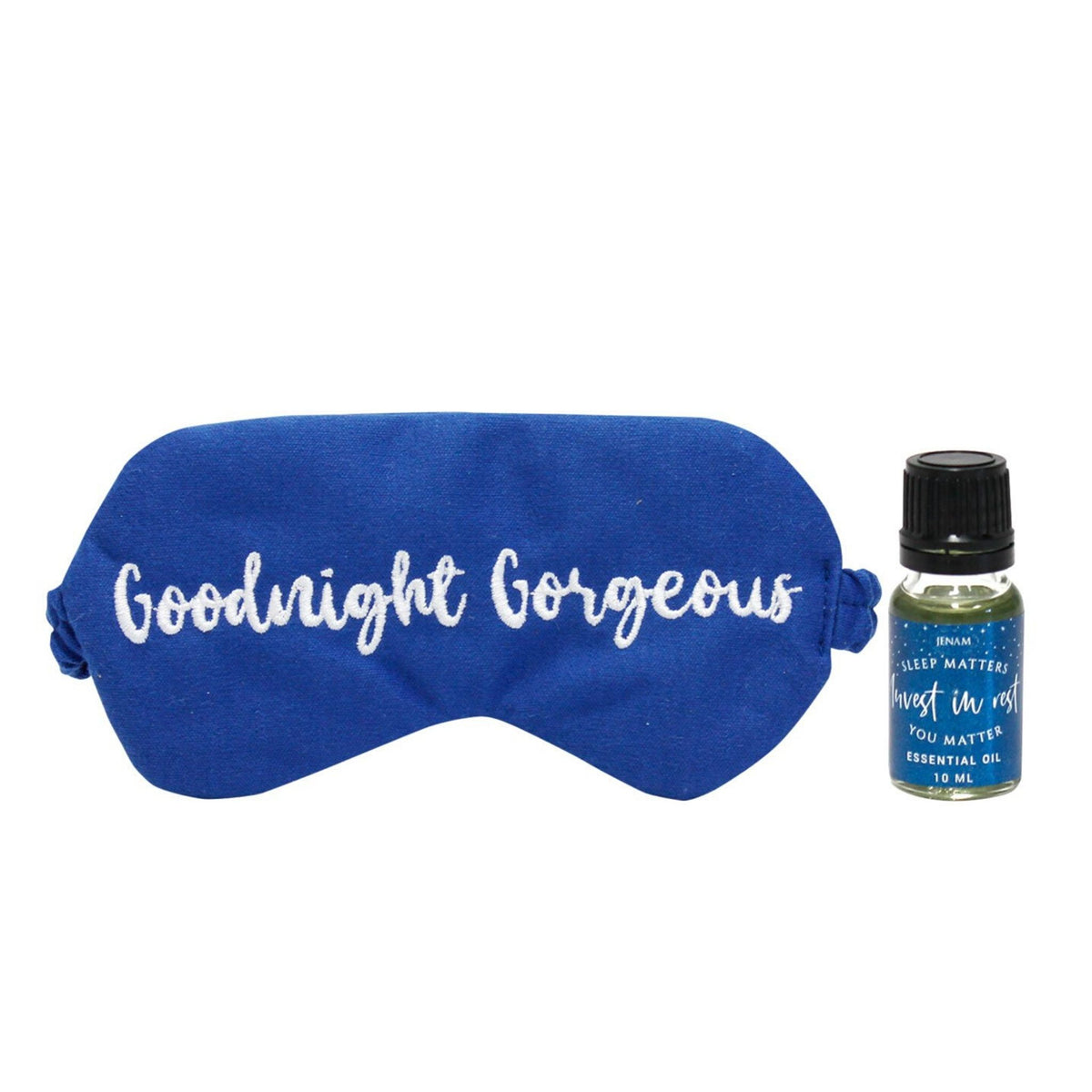 Invest in Rest Eye Mask and Essential Oil Gift Set