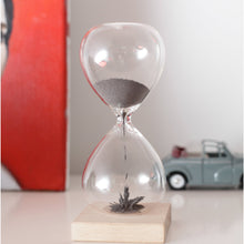 Load image into Gallery viewer, Magnetic Sand Hourglass