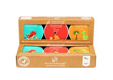 Load image into Gallery viewer, AromaDough Stress Therapy - Dinosaur Range (Kids)