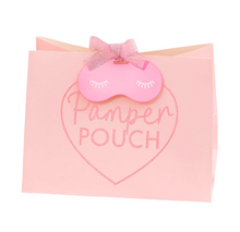 Load image into Gallery viewer, Sleepover / Pamper Party - Pink Glitter Pamper Pouch