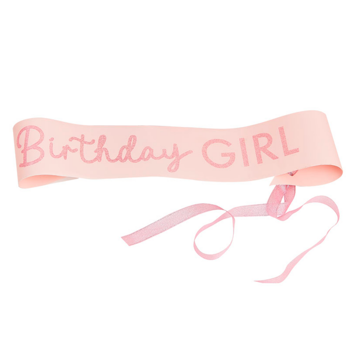 Sleepover / Pamper Party - Birthday Girl Sash
