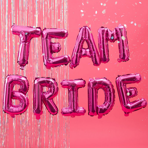 Bride Tribe - Hot Pink
