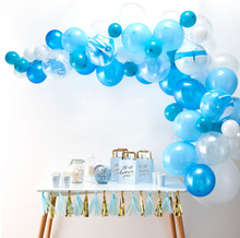 Load image into Gallery viewer, Balloon Arch Kit - Blue