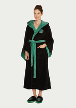 Load image into Gallery viewer, Harry Potter Slytherin Deluxe Ladies' Dressing Gown