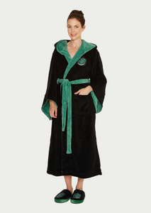 Harry Potter Slytherin Deluxe Ladies' Dressing Gown