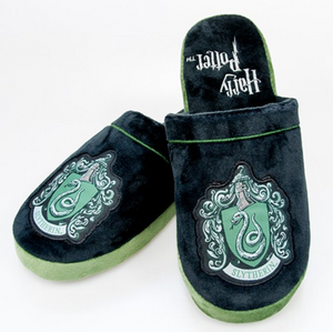 Harry Potter Slytherin Slippers