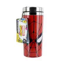 Load image into Gallery viewer, Spider-Man Stainless Steel Travel Mug
