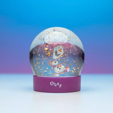 Load image into Gallery viewer, Frozen II Olaf Snow Globe