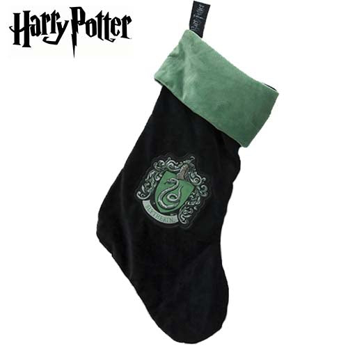 Harry Potter Slytherin Deluxe Christmas Stocking