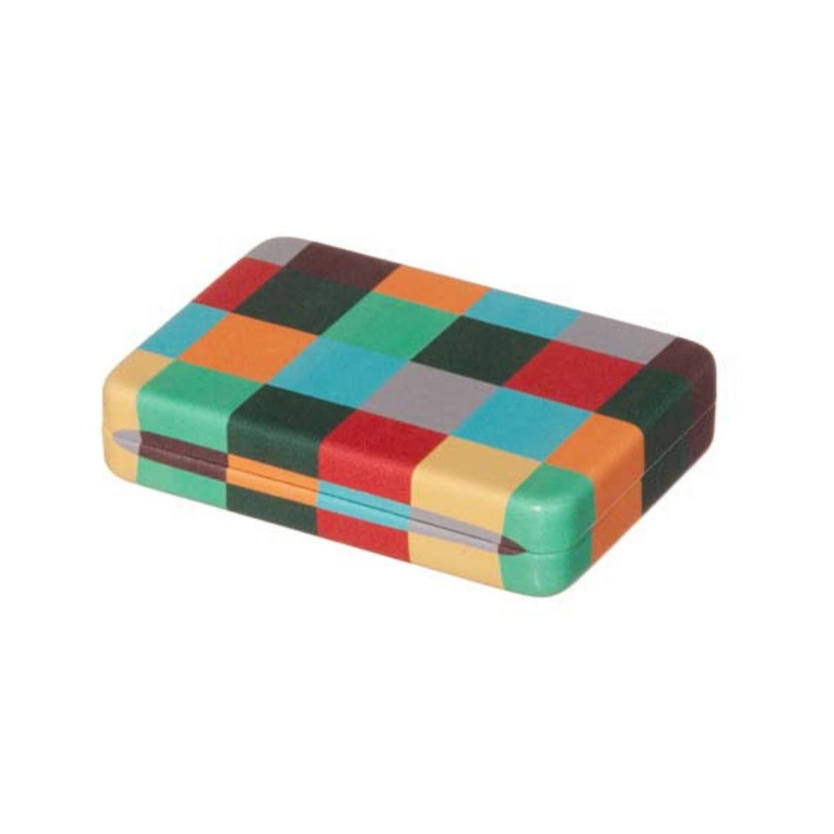 Travel Jewellery Box (geometric design)