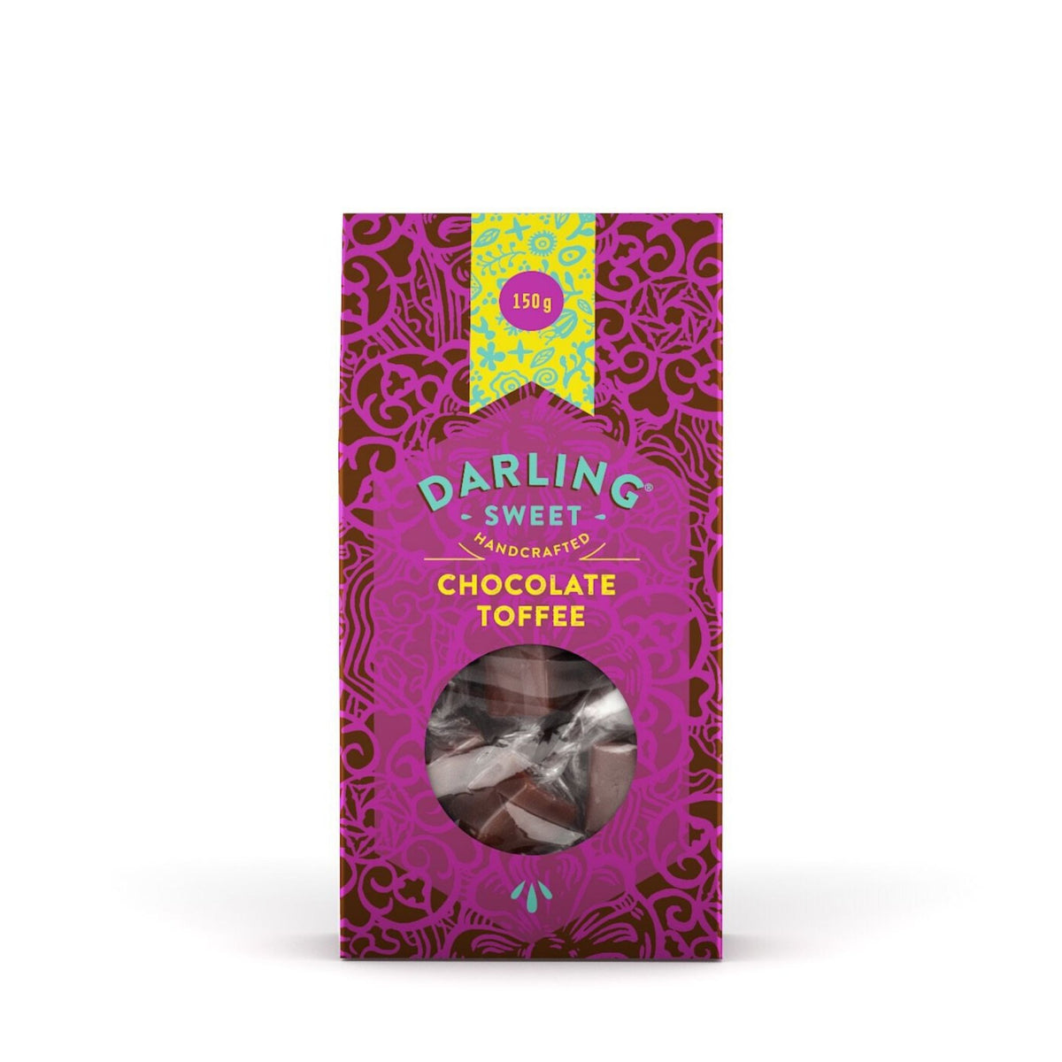 Darling Sweet Chocolate Toffee