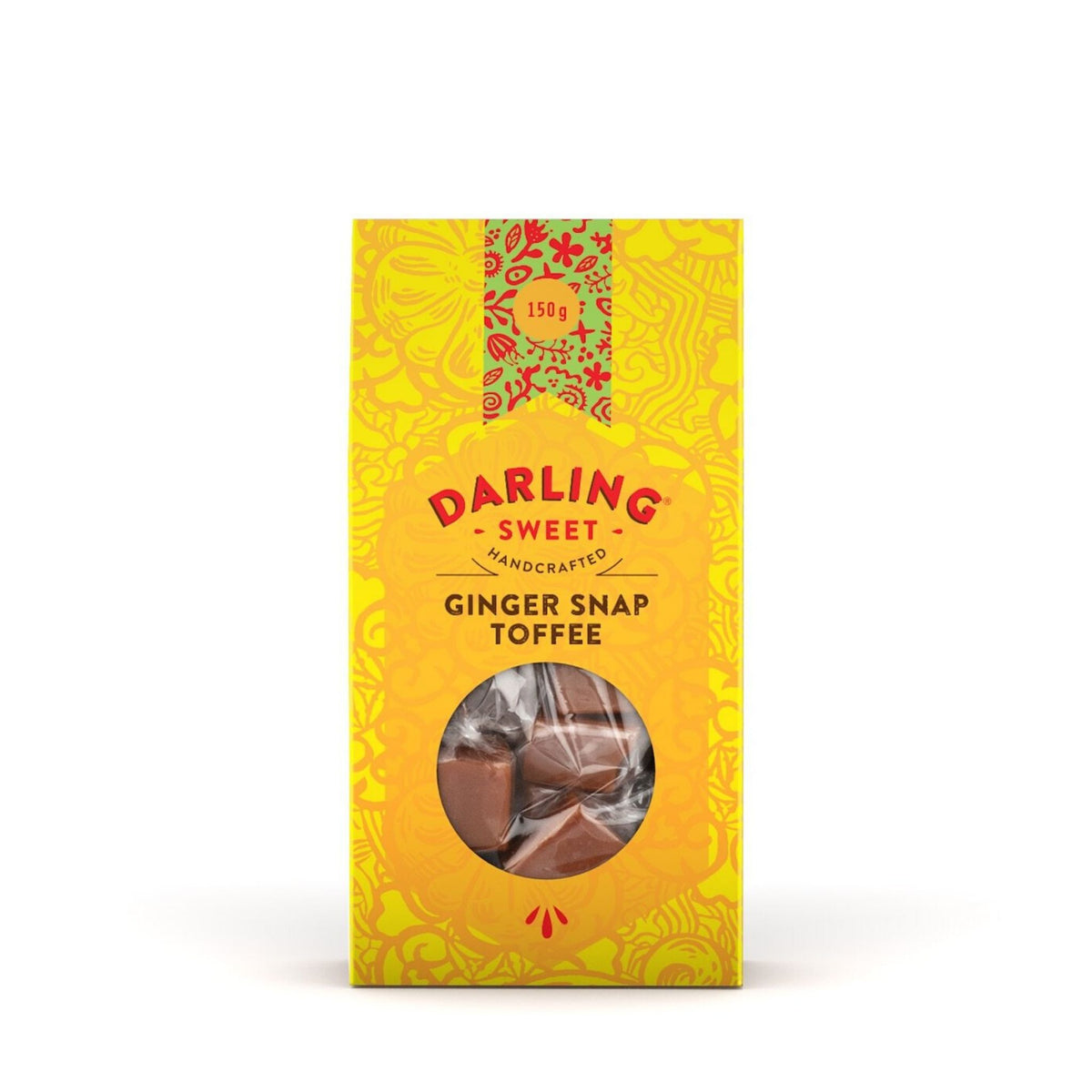 Darling Sweet Ginger Snap Toffee
