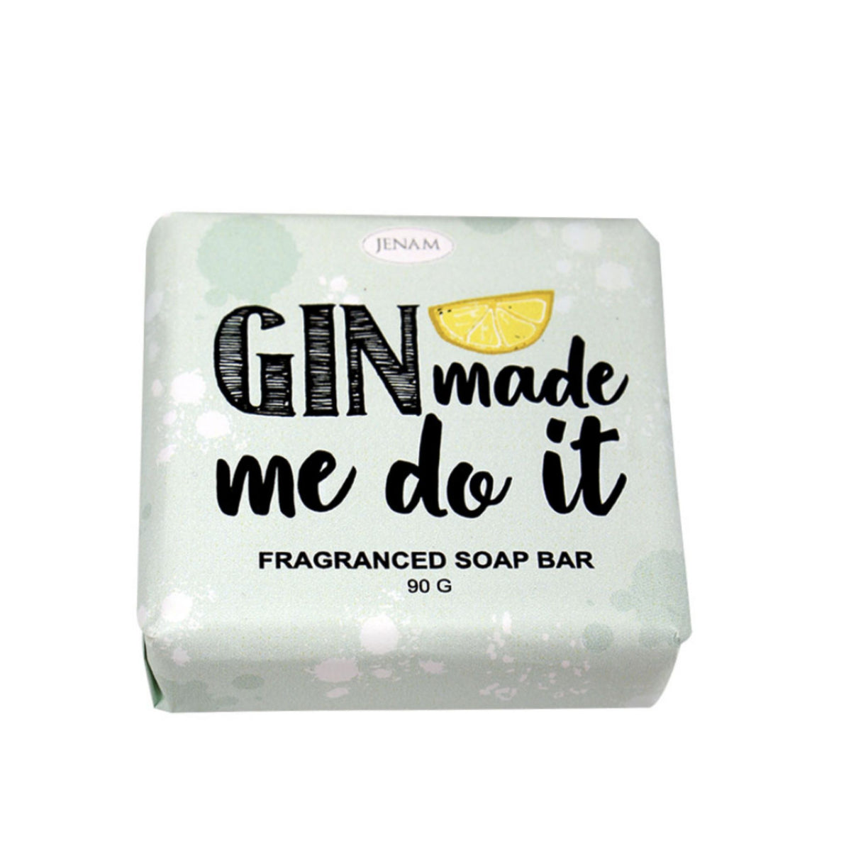 Happy Hour Gin & Tonic Soap Bar