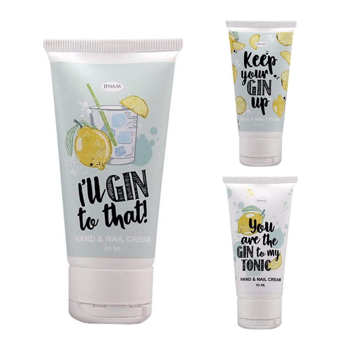 Happy Hour Gin Hand & Nail Cream