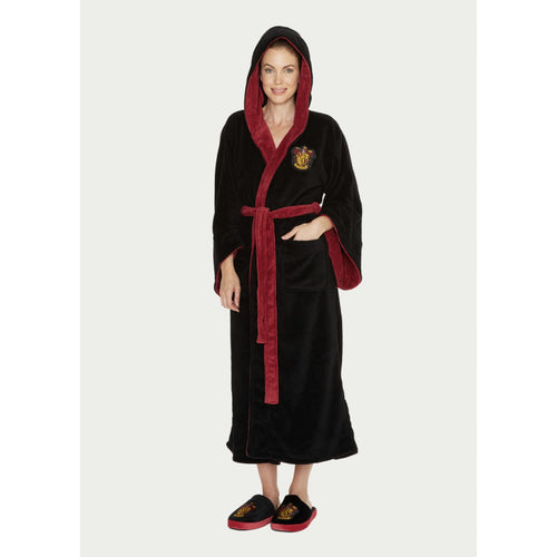 Harry Potter Gryffindor Deluxe Ladies' Dressing Gown