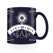 Load image into Gallery viewer, Harry Potter Lumos Glow in the Dark Mug