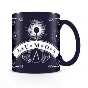Harry Potter Lumos Glow in the Dark Mug