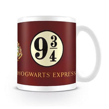 Load image into Gallery viewer, Harry Potter Platform 9 3/4 Mug