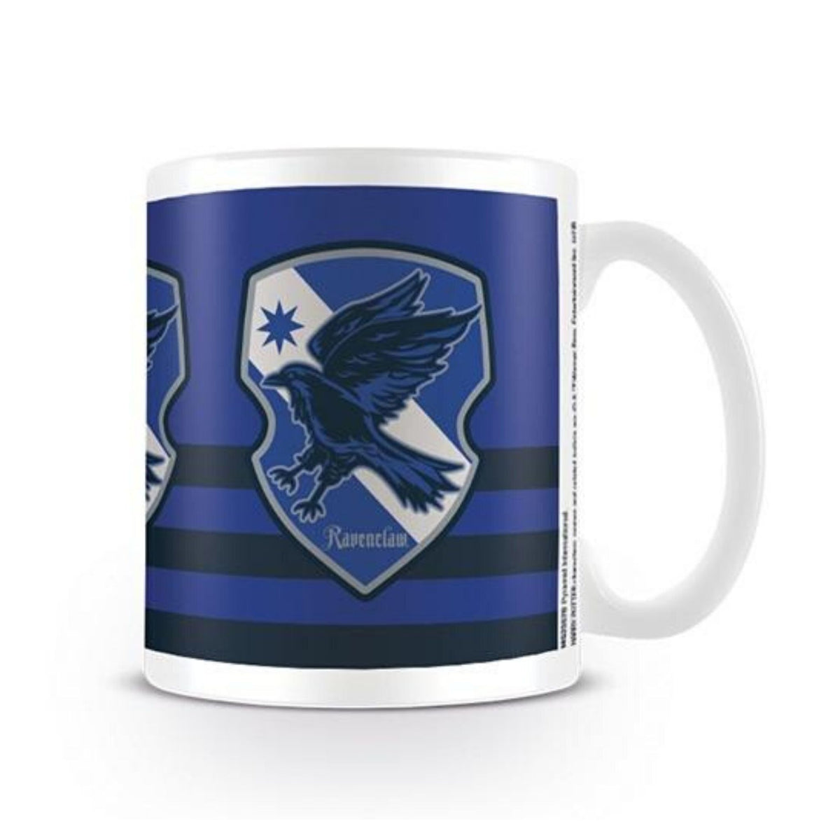 Harry Potter Ravenclaw Stripe Mug