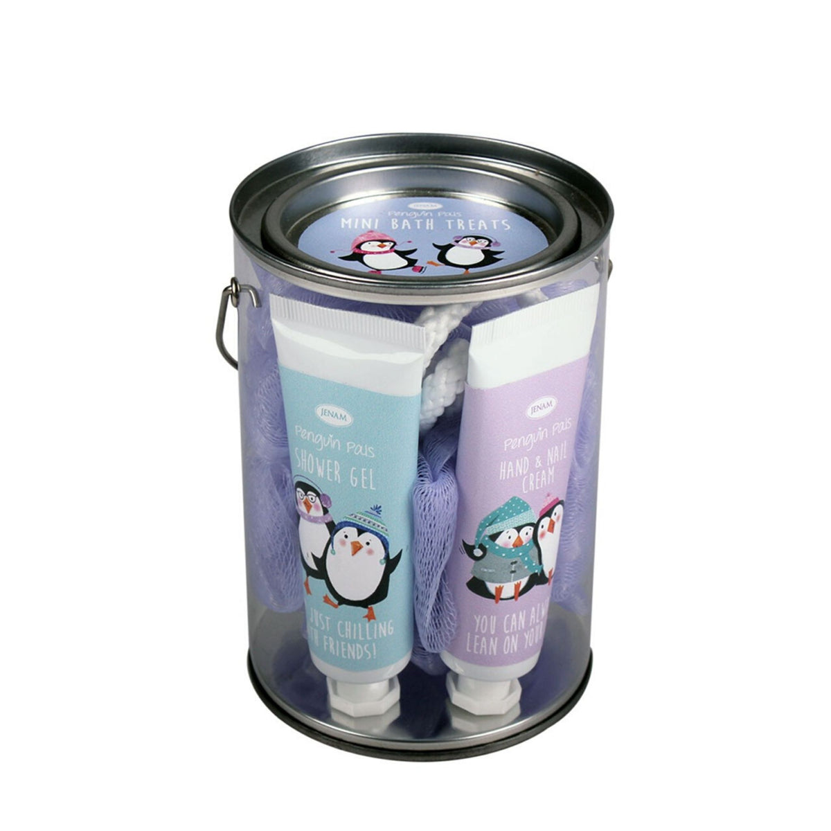 Penguin Pals Mini Bath Treats