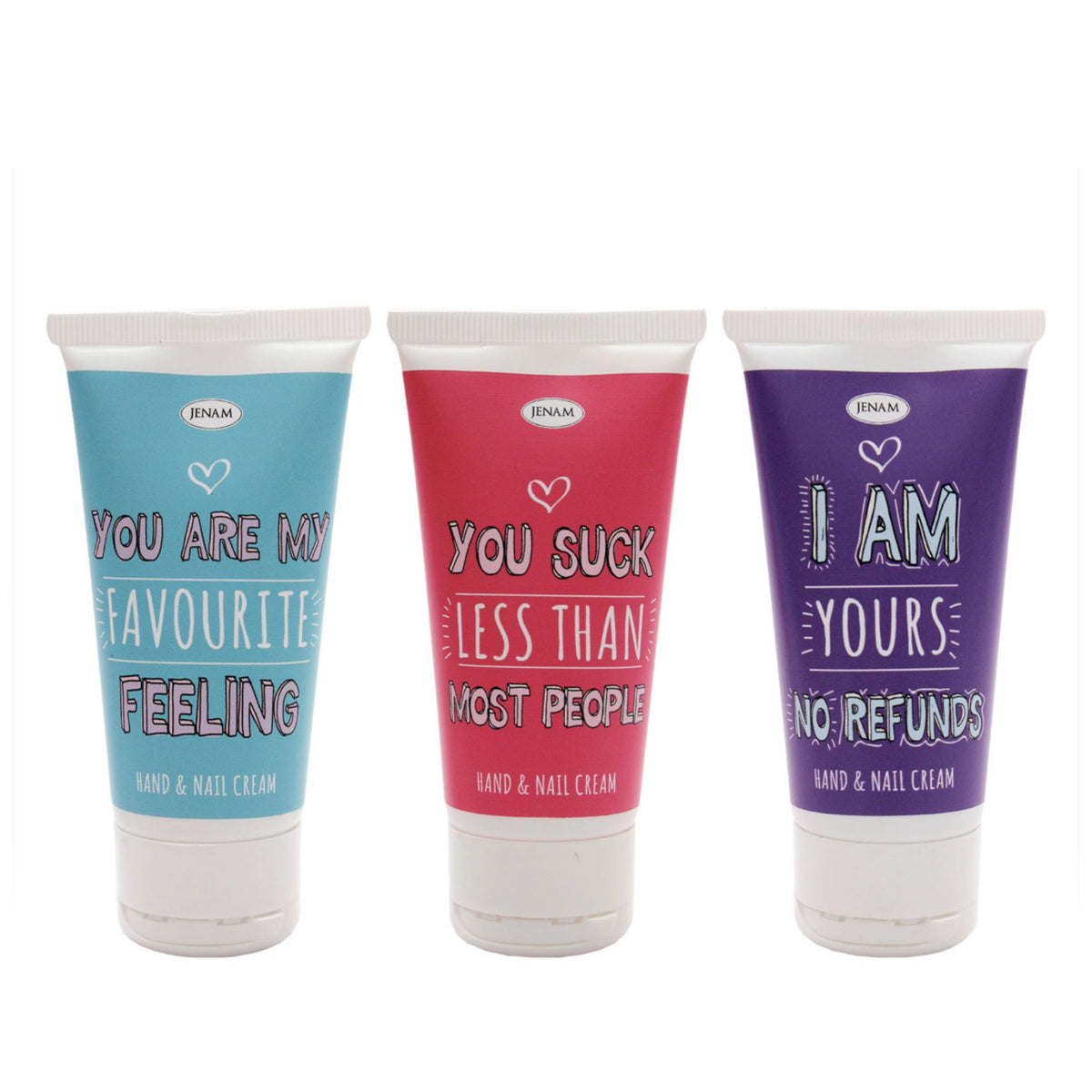 Quirky Hand & Nail Cream