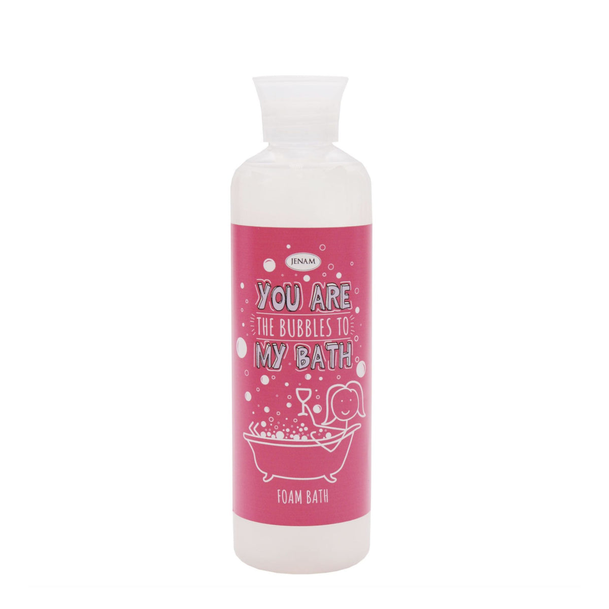 Quirky Romance Foam Bath
