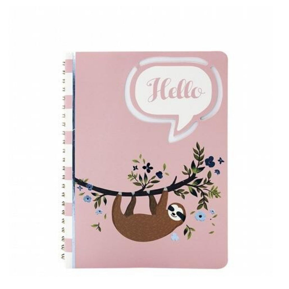 Sloth Notebook