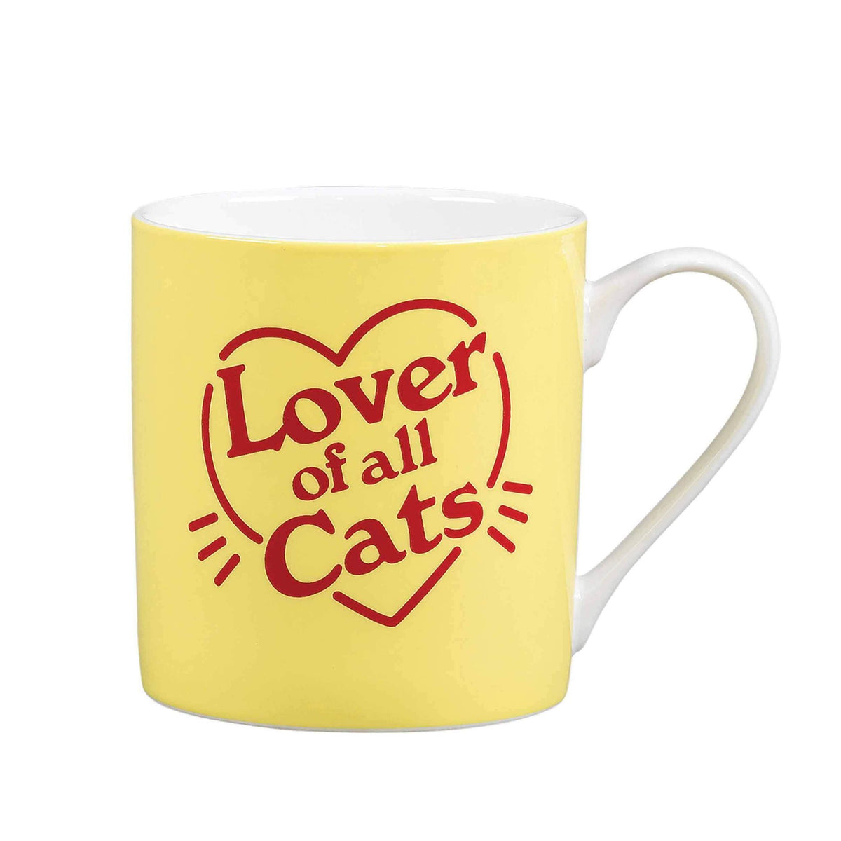 """Lover of all Cats"" Mug"