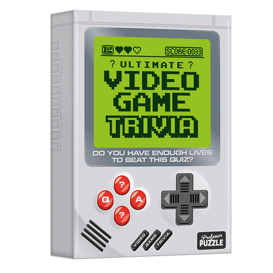 Ultimate Video Game Trivia