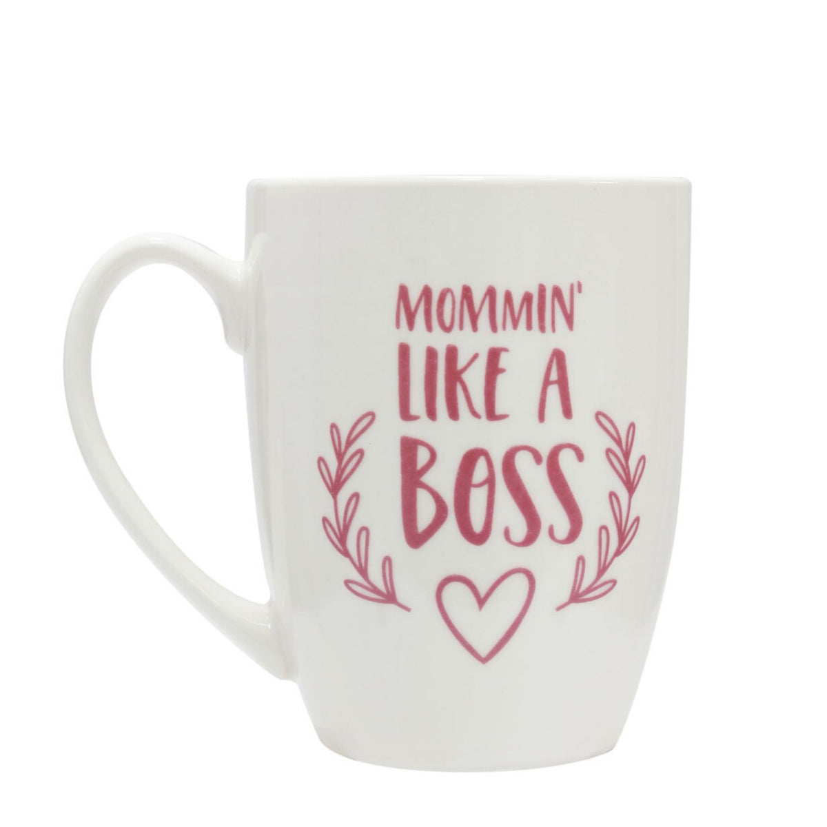 """Mommin' Like a Boss"" Mug"