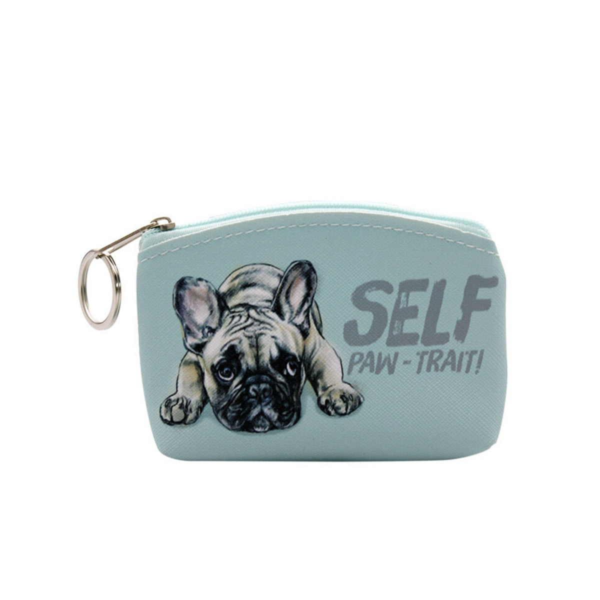"""Paws for Thought"" Dog Lovers' Coin Purses"