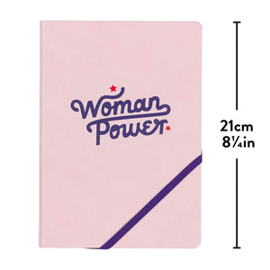 Woman Power A5 Notebook