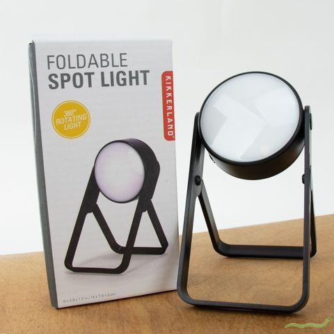 Foldable Desktop Spotlight