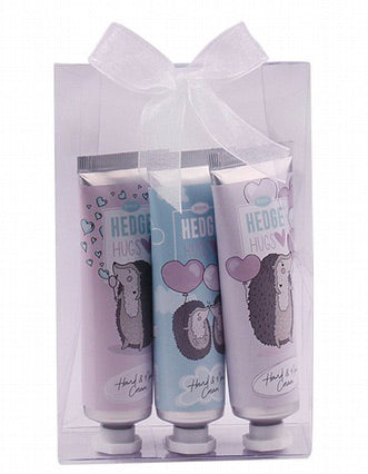 """Hedgehugs"" Hand Care Trio"