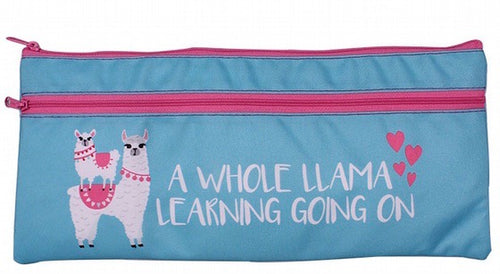 Llama Pencil Bag (large)