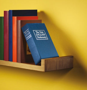 Lockable Book Safe
