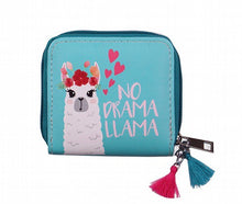 Load image into Gallery viewer, Llama Purse with Tassels