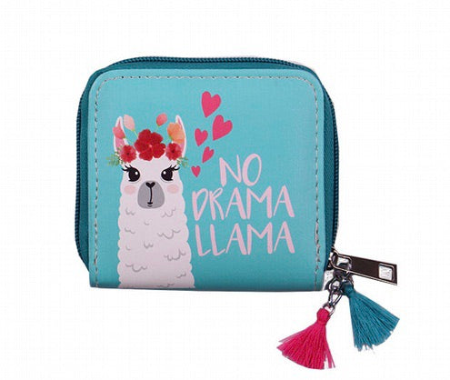 Llama Purse with Tassels
