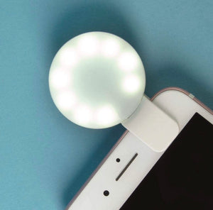 Clip-On Selfie Light