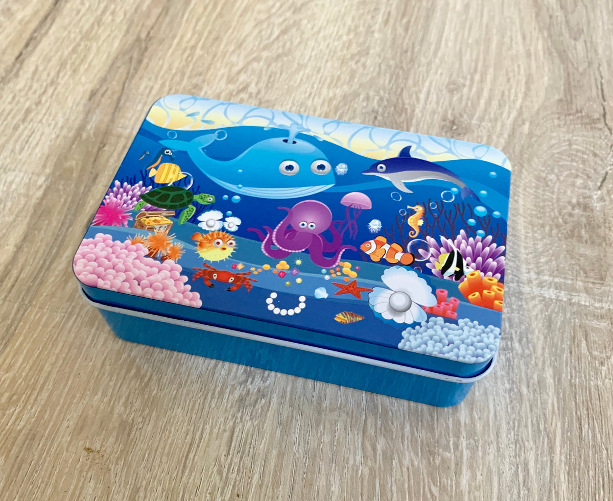 Puzzle in a Tin