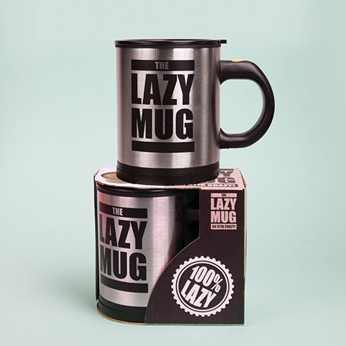 Self-stirring Lazy Mug