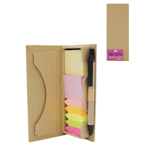 Take Note! Sticky Note Kraft Box