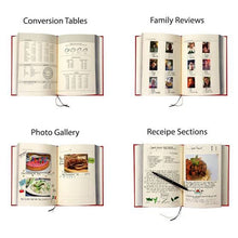 Load image into Gallery viewer, My Family Cookbook